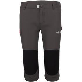 TROLLKIDS Hammerfest Pantalones 3/4 Niños, gris